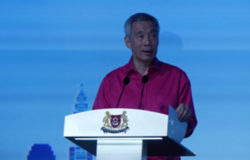 PM Lee Hsien Loong at the ASEAN Tourism Forum