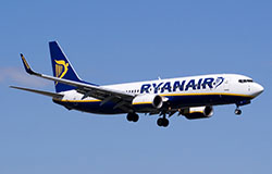 Ryanair Issues €750M Eurobond At 1.125% Fixed For 6.5 Years