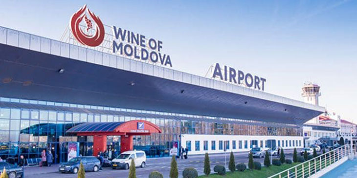 "Moldova to rename the capital's airport to ""Wines of Moldova Airport"""