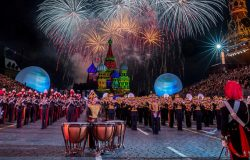 "International Military Music Festival ""Spasskaya Tower"""