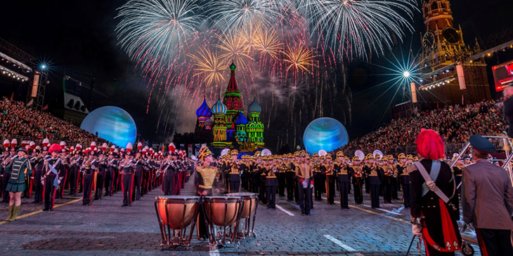 "International Military Music Festival ""Spasskaya Tower"""
