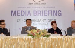 TAT co-hosts PATA Destination Marketing Forum 2018 in Khon Kaen