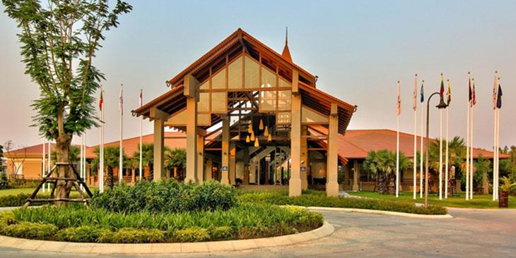 Hilton Nay Pyi Taw Wins First ASEAN MICE Awards