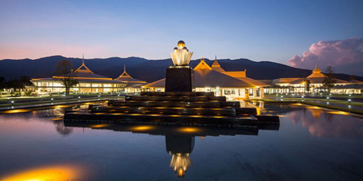 Chiang Mai Exhibition and Convention Centre, the venue for the ATF 2018