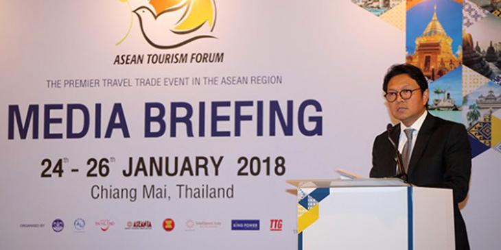 "TAT highlights Thailand's ""Unbeatable Geographic Advantage"""