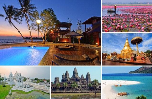 Thai local experiences