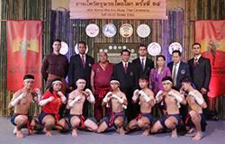 Annual World Wai Khru Muay Thai Ceremony 2018 brings 1,800 international disciples to Ayutthaya