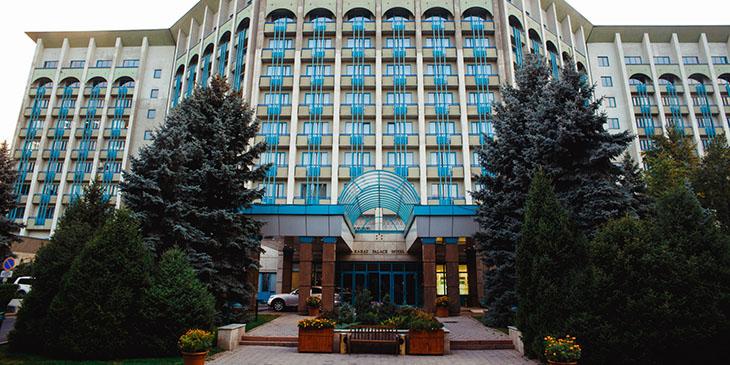 Hyatt Regency Set for Almaty Return