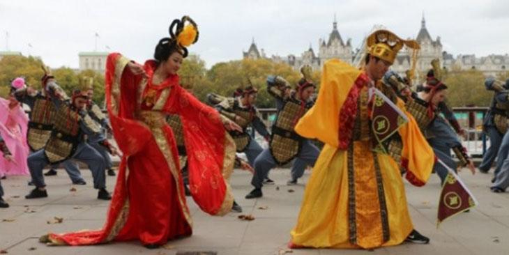 Terra-Cotta Warriors drives the inbound tourism of Shaanxi