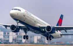 Delta Air Lines: Record 18.3 million customers in July 2018
