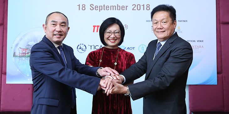IT&CMA and CTW Asia-Pacific 2018