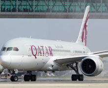 Qatar Airways World's Best Airline for the 5th time at the 2019 World Airline Awards
