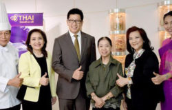 THAI Launches Michelin Star Street Food Prepared by Jay Fai for Royal Silk Class and Royal First Class Passengers