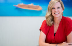 Angie Stephen, Royal Caribbean Cruises' new managing director for Asia-Pacific