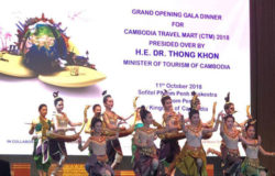 Cambodia Travel Mart broadens horizons for country's tourism businesses