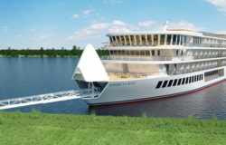 First modern riverboat in US history