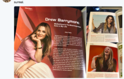 EgyptAir magazine apologises over controversial Drew Barrymore article