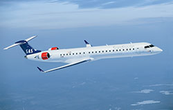 SAS to launch flights to Cornwall