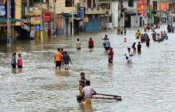India/Sri Lanka: flooding expected after Diwali