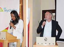 Seychelles Tourism hosts appreciation cocktail for South African partners