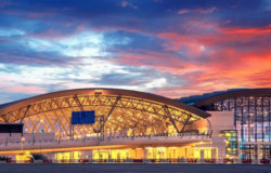 Muscat International Airport was crowned 'World's Leading New Airport in 2018' during the 25th edition of the World Travel Awards