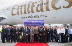 Emirates Airline acquires last ordered Boeing 777-300ER aircraft