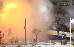 Dozens injured after explosion rocks restaurant in Japan
