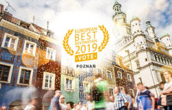 Will Poznań be the best destination in Europe?