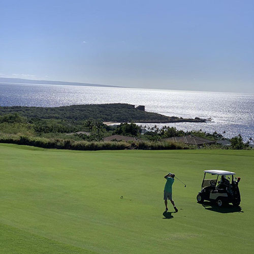 Hawaii, the USA