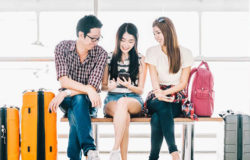 How Chinese travellers use technology abroad