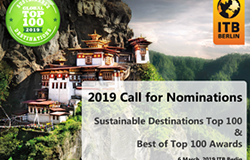 Sustainable Top100 announced and call for entries to massive ITB event