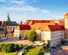 For a weekend trip the best destination is Krakow