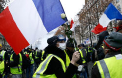 Yellow Vests negatively affected tourism in France