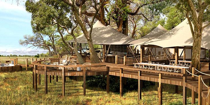 Tuludi, Botswana