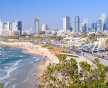 Comparing to last year's January, tourism to Israel raised by 11%