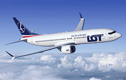 LOT is the best airline in Eastern Europe