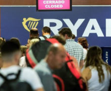 Ryanair named 'worst short-haul airline' in UK