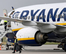 Ryanair tells passengers to take bus after landing at wrong airport 480 miles away