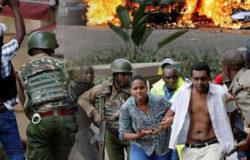 Terror attack in a hotel in Nairobi