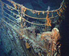 You can see the Titanic's shipwreck for just $100,000