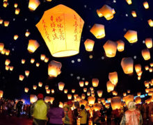 Sky Lantern Festival – must-attend event has been announced