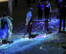 Bright Brussels: Festival of Lights put on a show for over 180 thousands visitors