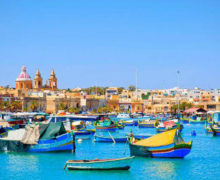 100 thousands of Polish tourists visited Malta in 2018