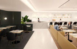 Qantas conceptualises first class lounge in Singapore through VR