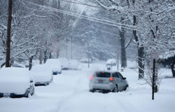 Winter Storm Update: Travel not advised in many areas in USA