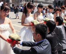 Wedding tourism generates Eur 500 million in Italy