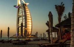 A fantastic year for Dubai's tourism industry