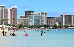 Hawaii hotel occupancy declines for a second month