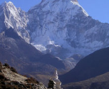 Three killed in airport plane crash near Mount Everest