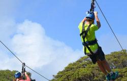Canadian dies in Thailand ziplining accident